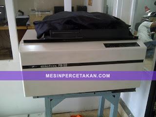 Mesin Rekam Master Basah | Elefax-PM-50