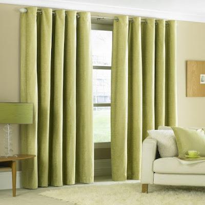 Trang trí nhà bằng rèm treo cửa vừa bắt mắt vừa mang vượng khí vào nhà