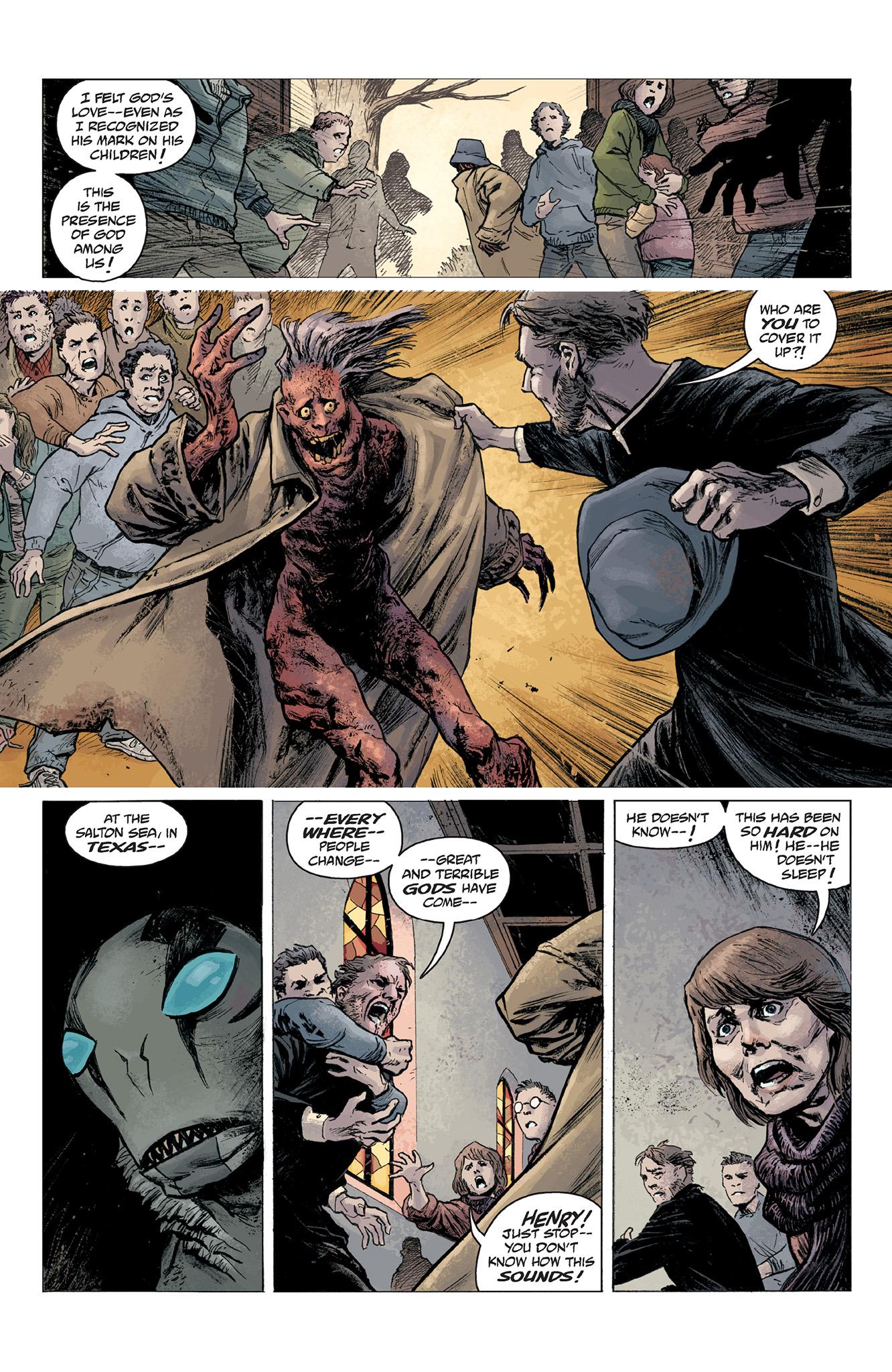 Read online Abe Sapien comic -  Issue #2 - 19