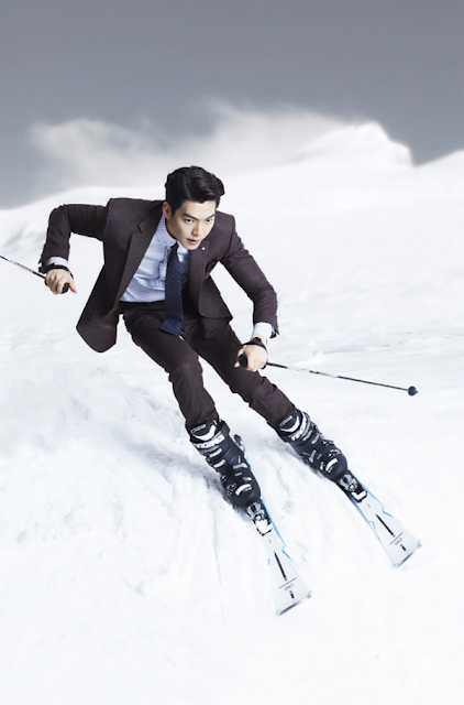 Kim Woo Bin Suits Up For SIEG Fahrenheit Fall/Winter 2015 Campaign [Video]