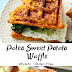 PALEO SWEET POTATO WAFFLE SANDWICH (Whole30 - Gluten Free)
