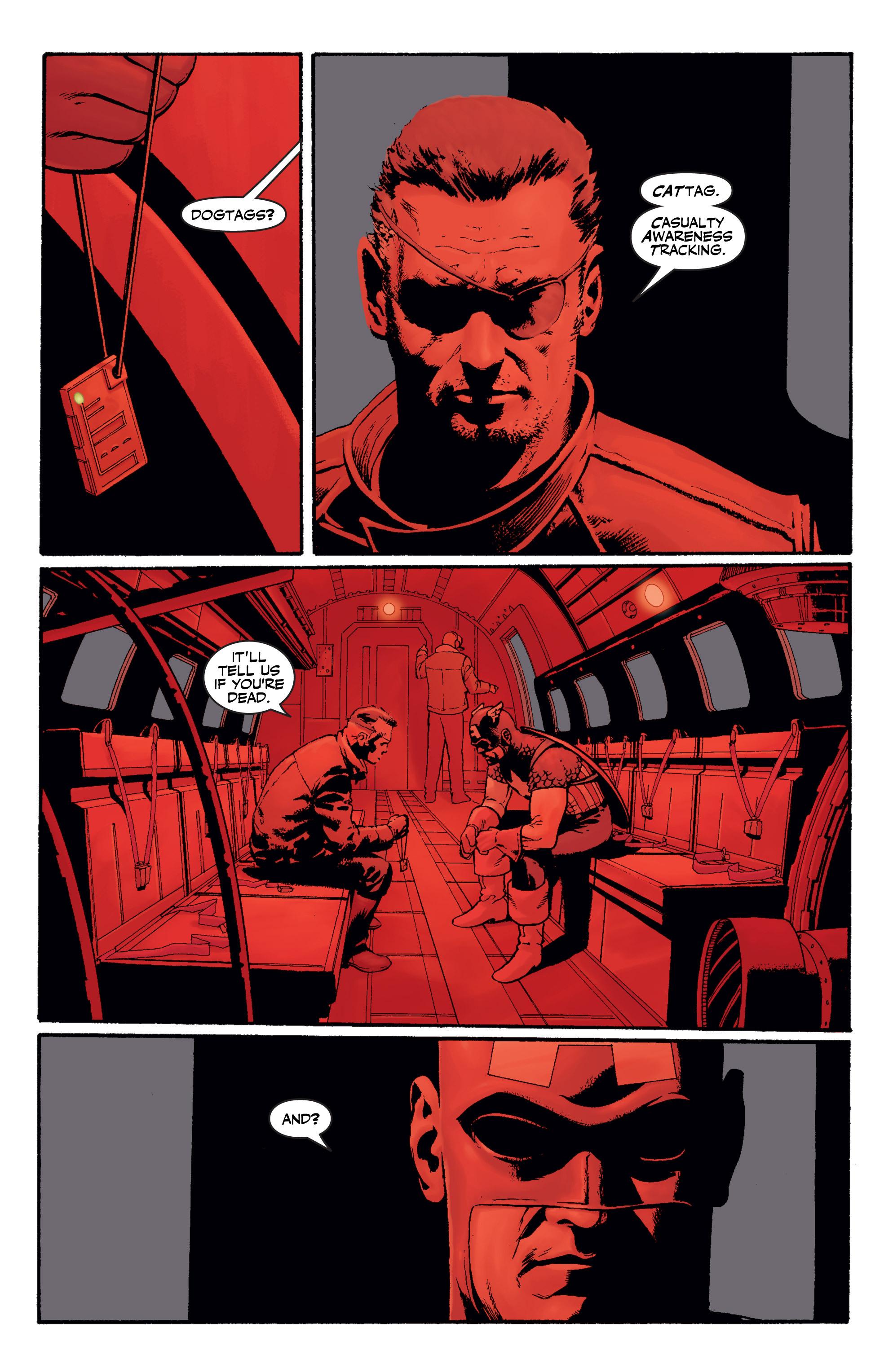 Captain America (2002) Issue #1 #2 - English 28