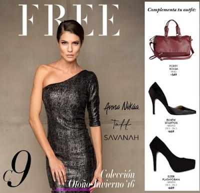 free moda catalogo otoño invierno 2016