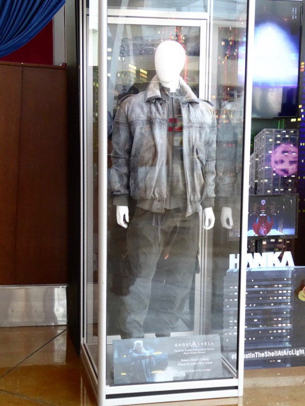 Batou Ghost in the Shell movie costume