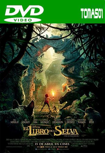 El libro de la selva (2016) DVDRip