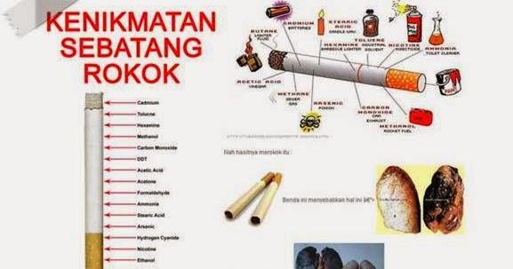 Tempat-tempat yang Tidak Boleh Ada Asap Rokok