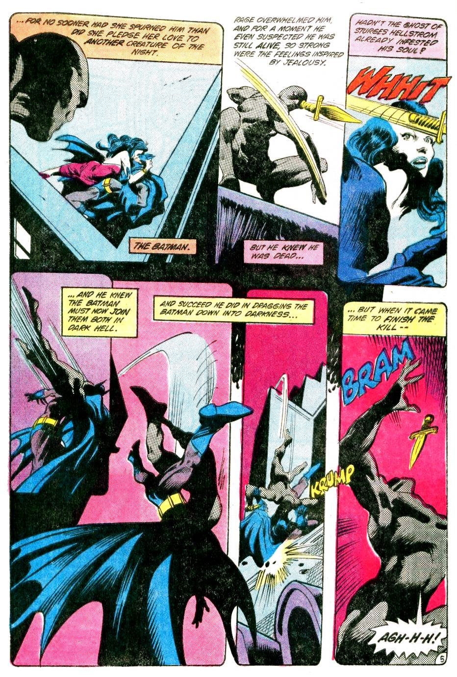 Detective Comics (1937) 545 Page 5