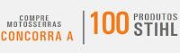Concorra a 100 produtos Stihl comprando motosserras da marca!