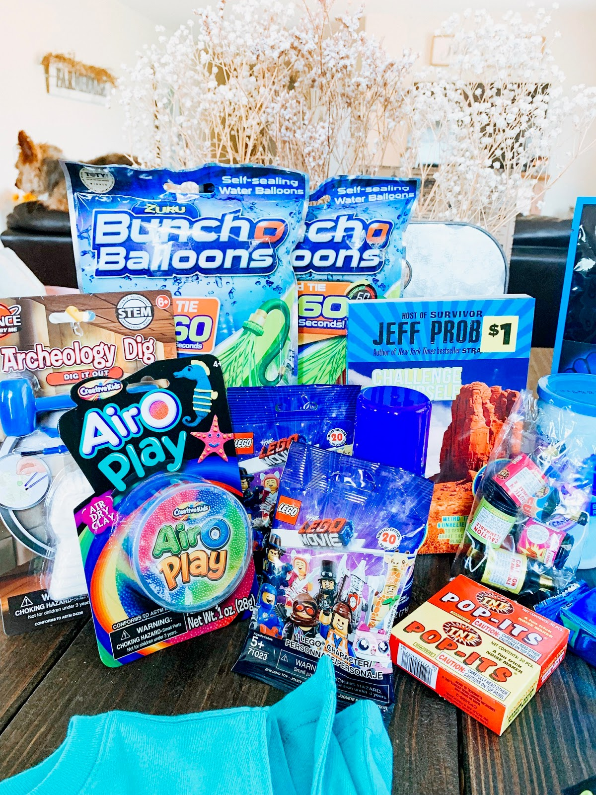 Road Trip Goodie Bag - Hall Around Texas