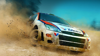 Colin McRae: DiRT 2 Xbox 360 Wallpaper