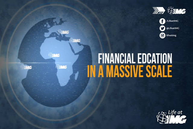 IMG financial education in a massive scale for Filipinos worldwide