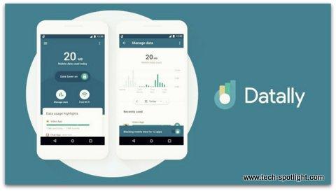 تحميل تطبيق Datally  لتقليل استهلاك البيانات وباقات النت وتسريع الواي فاي على الاندرويد