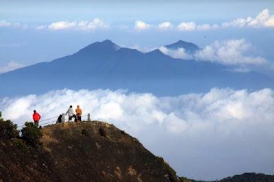 Gunung Gede Pangrango Sukabumi Jawa Barat