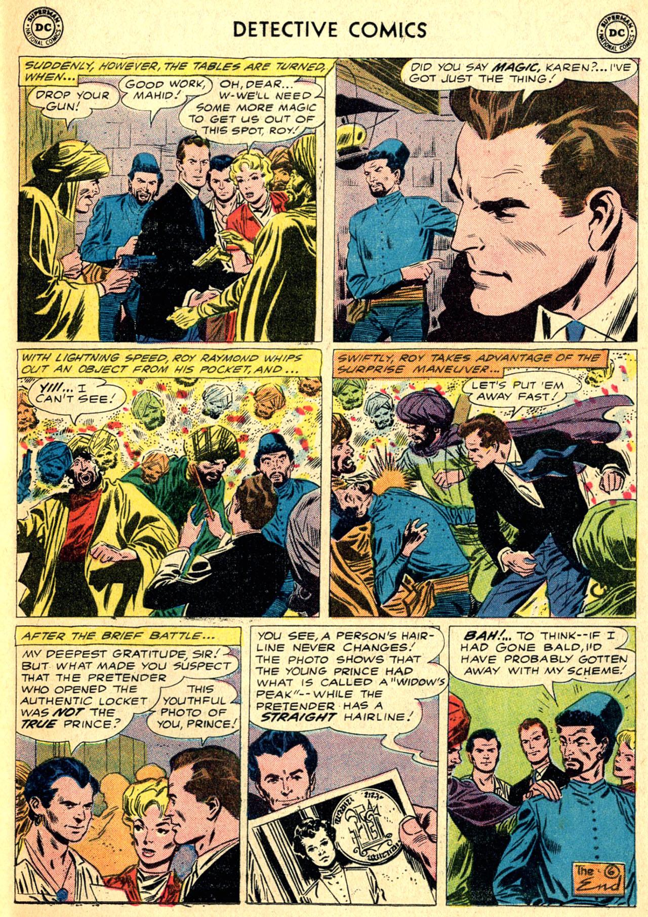 Detective Comics (1937) 287 Page 22