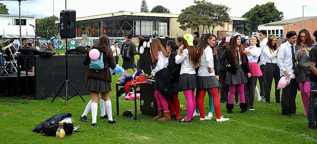 Fotocabinas para proms en colegios