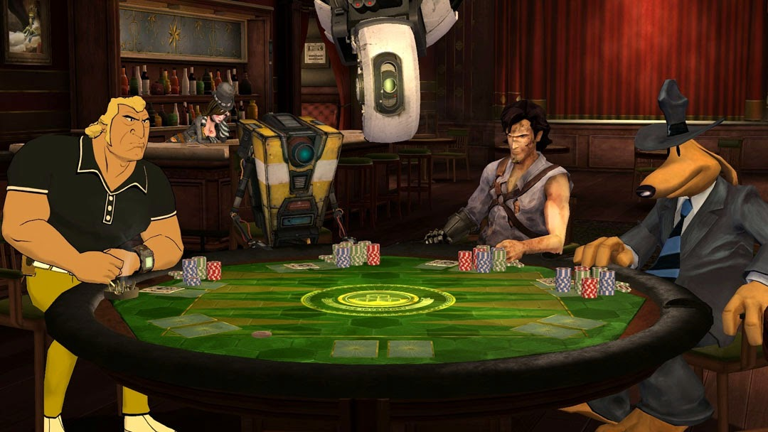 Poker Night 2 Free Download full version game