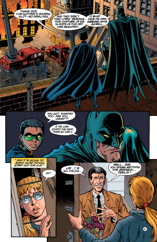 Detective Comics (1937) 689 Page 21