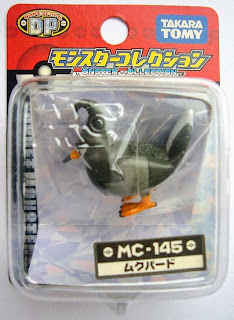 Staravia Pokemon figure Takara Tomy Monster Collection MC series