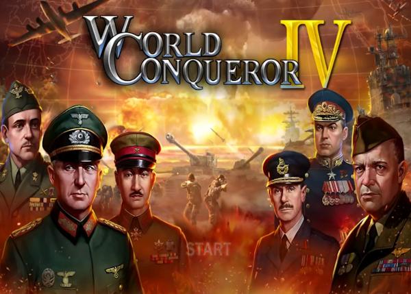 World Conqueror 4: v1.3.0 MOD APK (Medals/Resources)