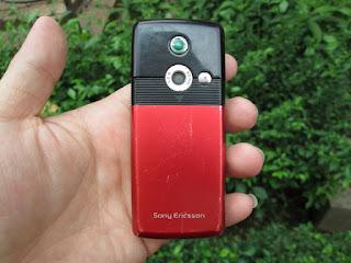 Hape Jadul Sony Ericsson T610 Seken Mulus Kolektor Item