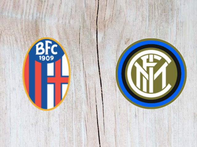 Bologna Vs Inter Milan Full Match Highlights 01