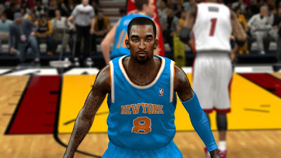 NBA 2K13 Heat–Knicks Semis Playoffs Update