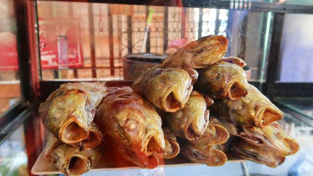 ikan goreng warung pangkep