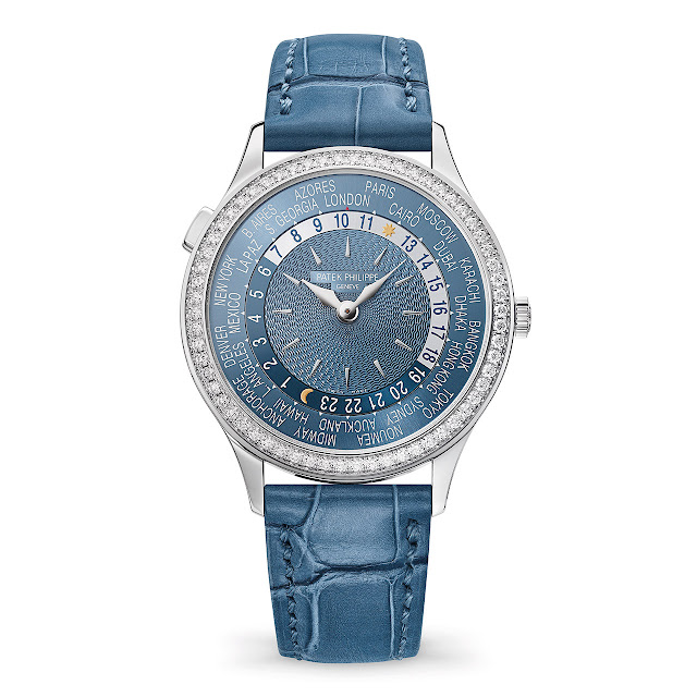 Patek Philippe World Time, Reference 7130 Mechanical Automatic Watch