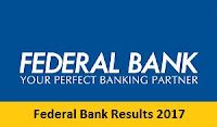 Federal Bank Results 2017