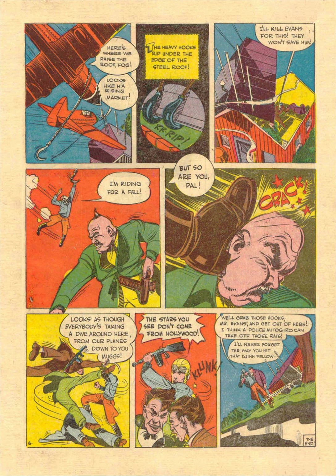 Read online Action Comics (1938) comic -  Issue #46 - 36