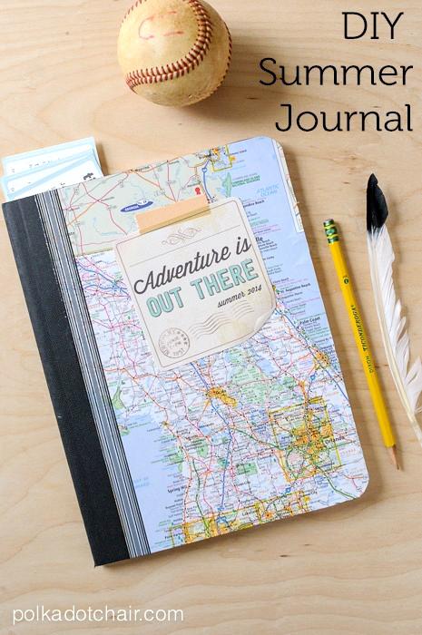 Composition Book Cover Tutorial By V And Co : Tutorial accessori di viaggio kreattiva
