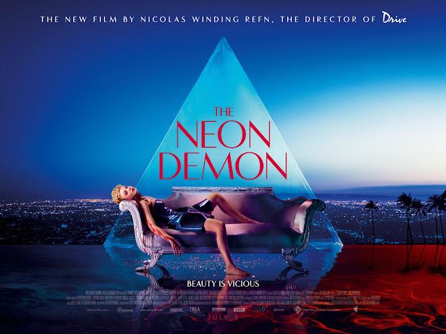 Nuevo póster internacional de 'The Neon Demon'