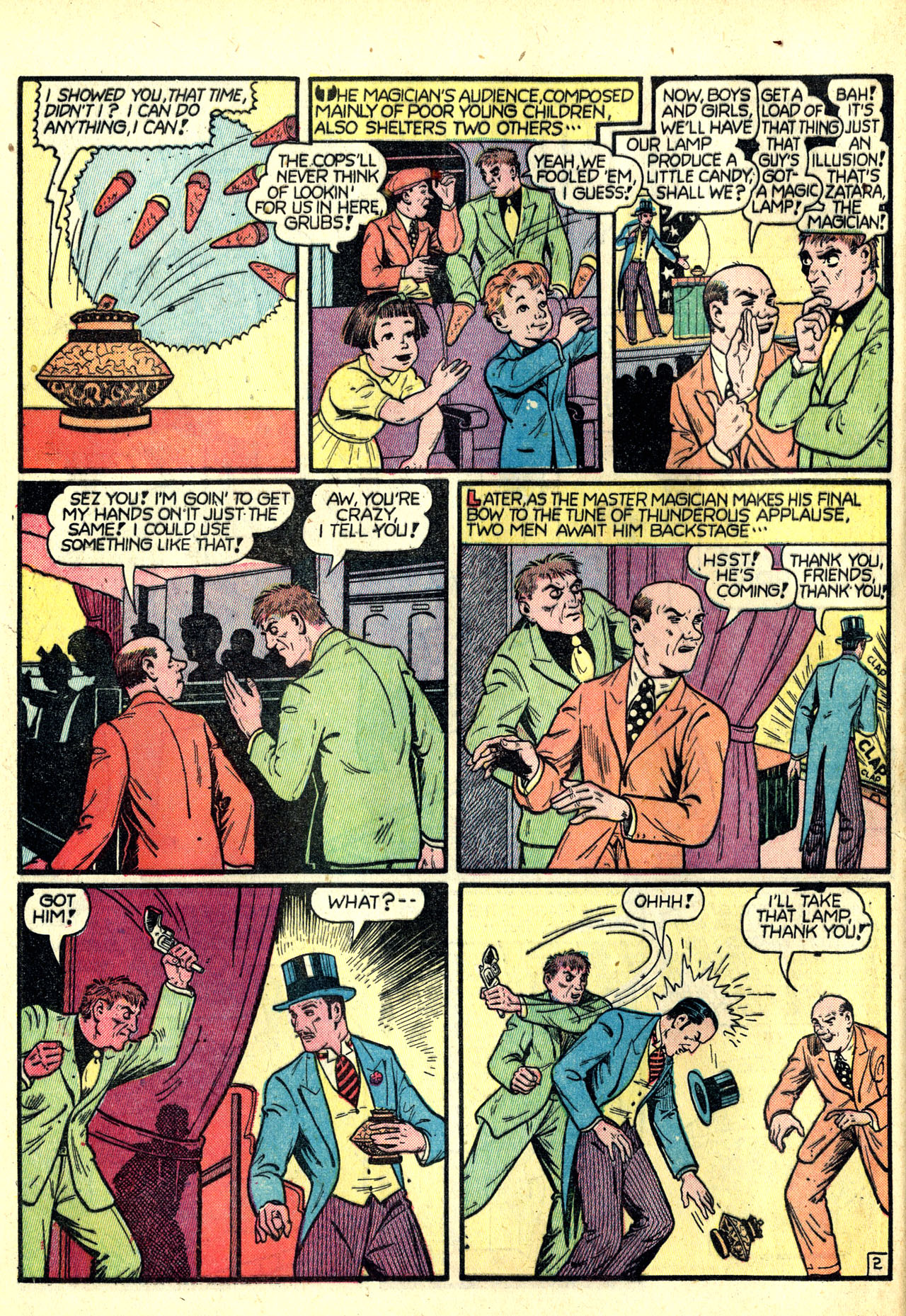 Read online World's Finest Comics comic -  Issue #8 - 22