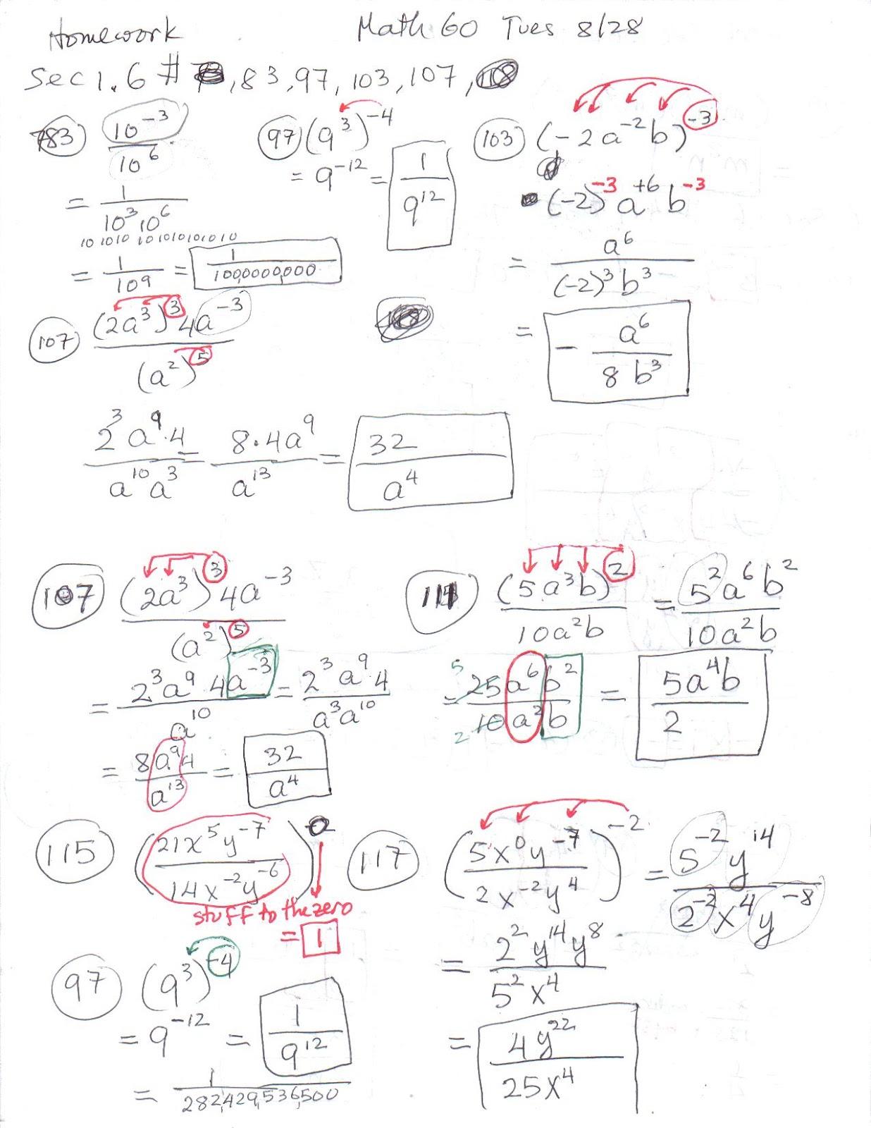I Need Free Math Homework Help