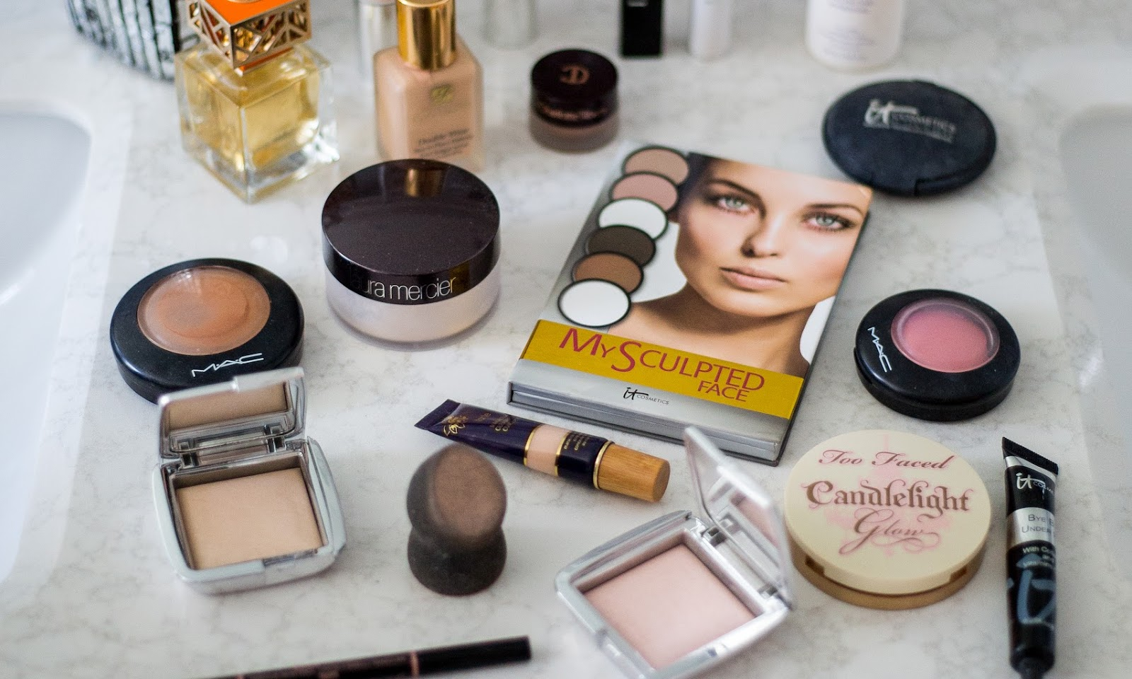 Current Beauty and Makeup Routine