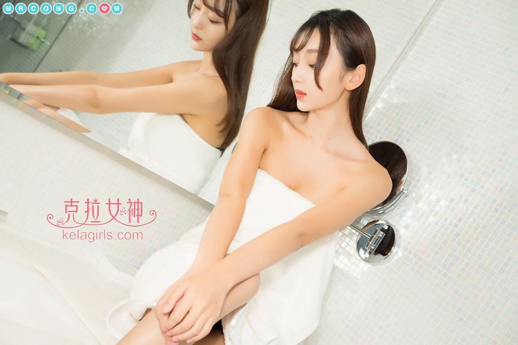 Image KelaGirls-2017-10-16-Shuang-Er-MrCong.com-013 in post KelaGirls 2017-10-16: Người mẫu Shuang Er (爽儿) (24 ảnh)
