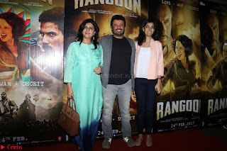 Bollywood Celebrities at Rangoon Movie Special Screening Feb 2017 10.JPG