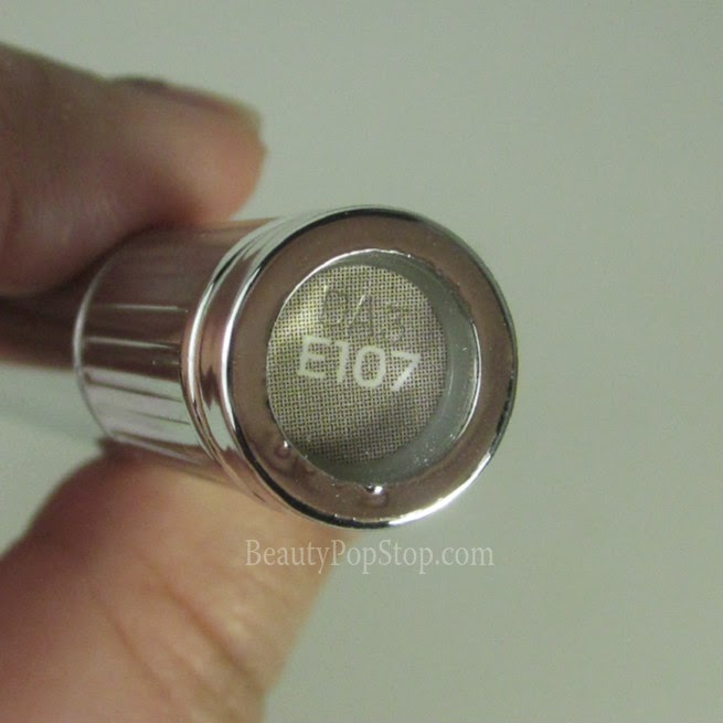 ellis faas creamy eyes e107 review and swatch