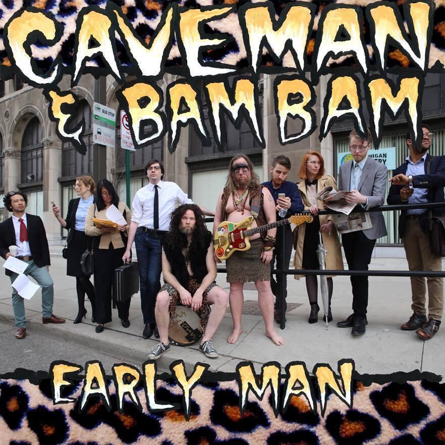 Man Cave Cutz : Deep cutz uncutz caveman woodman bam moss