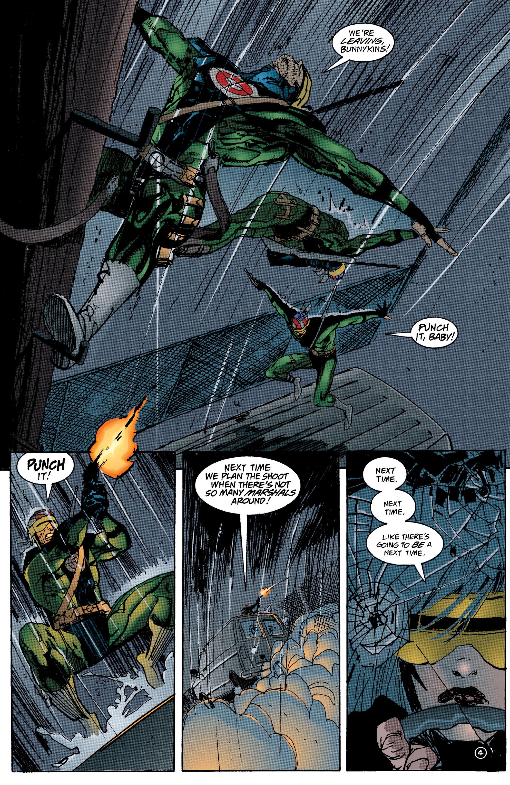 Detective Comics (1937) 708 Page 4