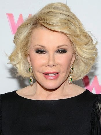 Joan Rivers Calls President Obama Gay, Says Michelle Obama is a Transgender