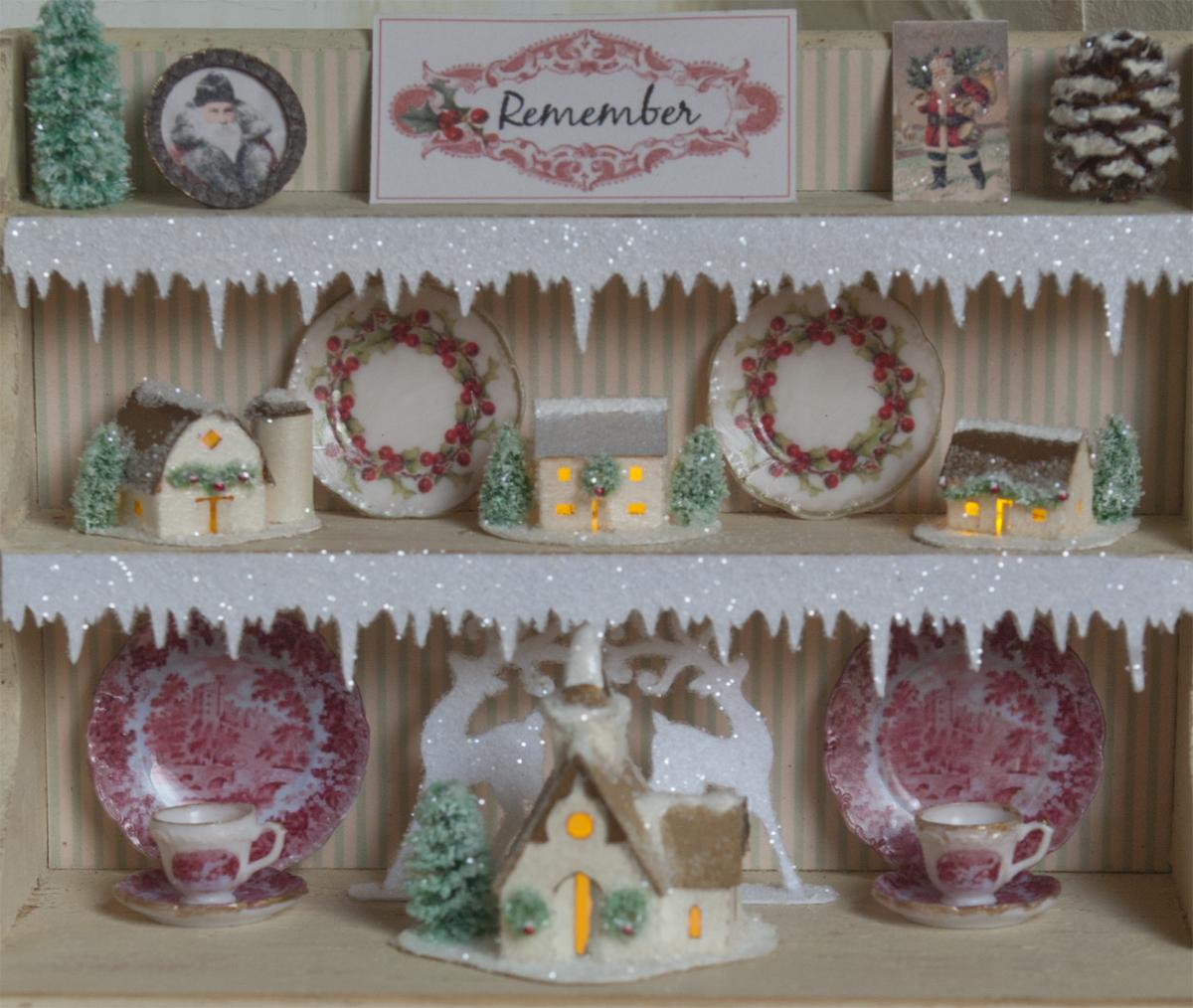 Dollhouse Miniatures Tutorials: True2scale: February 2012