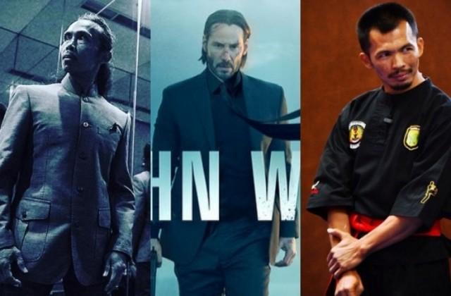 Yayan Ruhian Akan Bertarung Dengan Keanu Reeves Dalam 'John Wick 3′