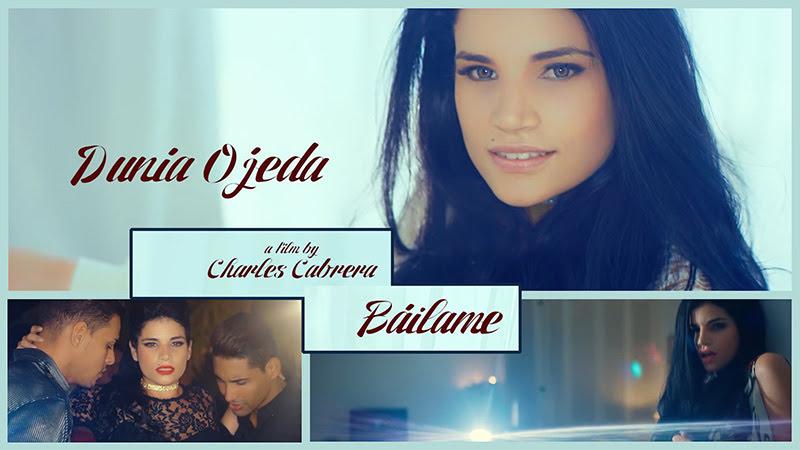 Dunia Ojeda - ¨Báilame¨ - Videoclip - Dirección: Charles Cabrera. Portal Del Vídeo Clip Cubano