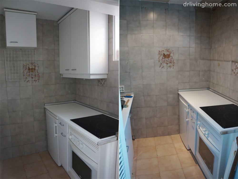 cambiar azulejos ba o sin obra On revestir azulejos cocina sin obra