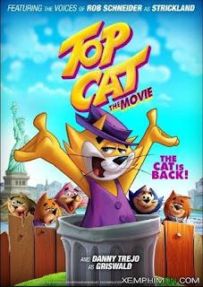 Mèo Siêu Quậy