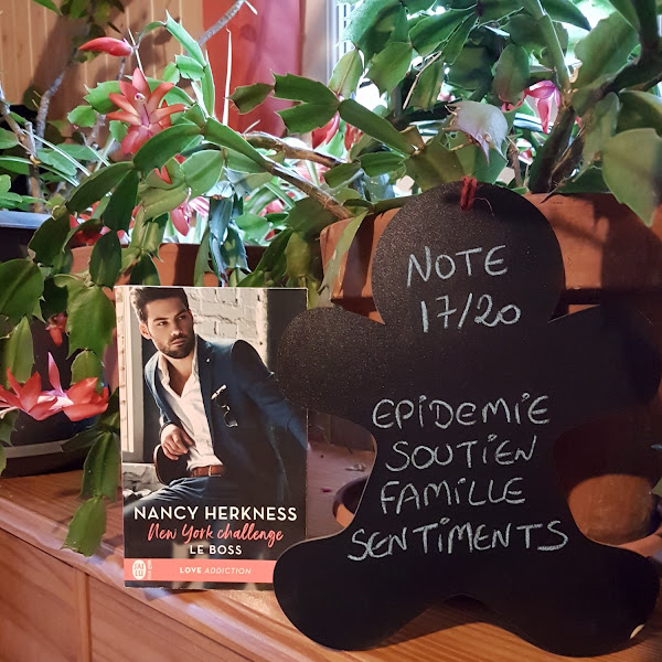 New York Challenge, tome 1 : Le boss de Nancy Herkness