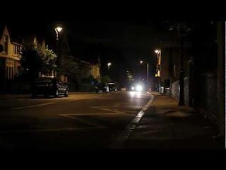Low light ip camera scene