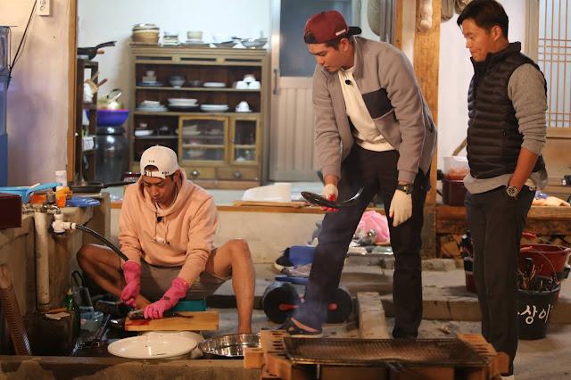 一日三餐漁村篇第三季 本週將進行最後一次節目錄影