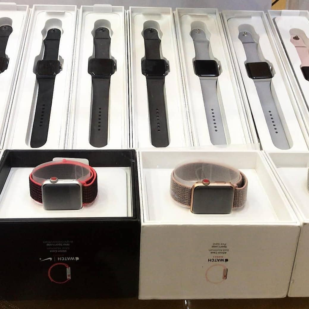 jual apple watch black market